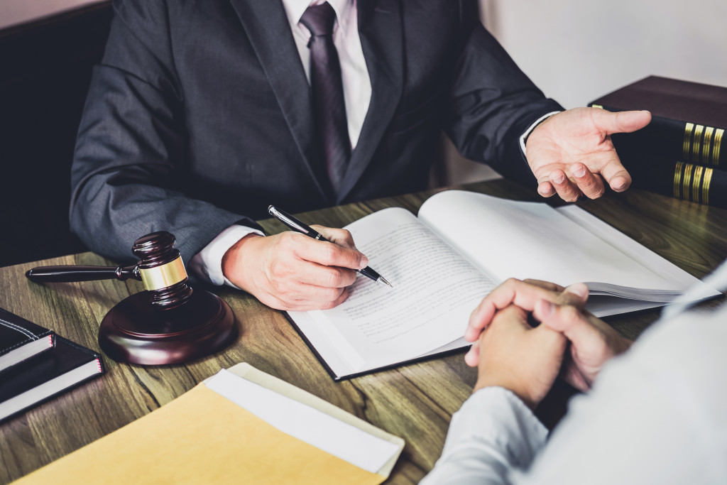 consulting lawyer