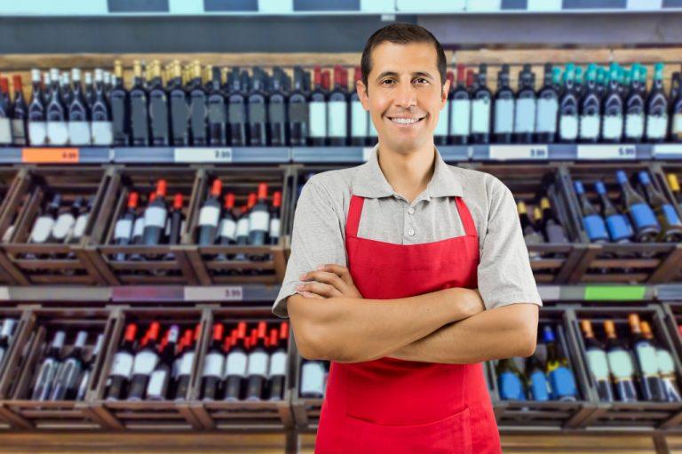 businessman expanding his business